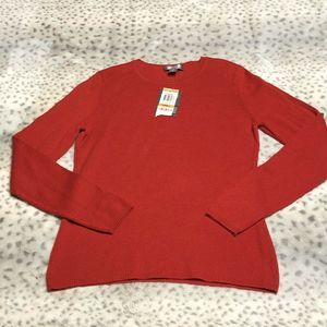 Charter Club Cashmere Sweater Size Small Sienna
